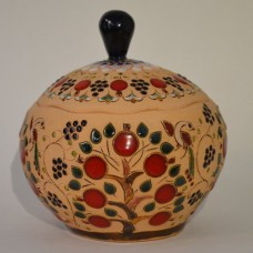Ceramic jewelery box